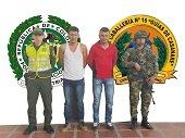 Integrantes del ELN enviados desde Arauca para ejecutar acciones terroristas fueron capturados en Paz de Ariporo