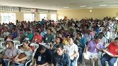 Mesa de concertación del plan de desarrollo en Paz de Ariporo