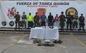 En Arauca Ejército Nacional capturó cabecillas del ELN