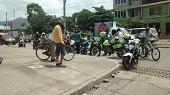 Puestos de control en Yopal para hacer cumplir decretos de restricciones a motociclistas