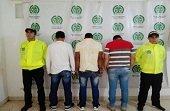 """Policía Casanare desarticuló banda delincuencial """"Los Pinto"""""""