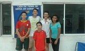 Deportistas casanare�os participan esta semana en Campeonato Nacional de Tenis de Mesa en Villavicencio