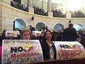 Seg�n la Senadora Nohora Tovar Rey, Presidente Santos odia a los Ganaderos
