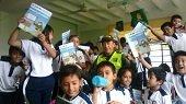 En Yopal nueva promoci�n de estudiantes capacitada contra el consumo de alcohol, cigarrillo y drogas
