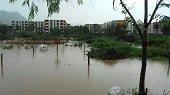 Problemas en alcantarillado pluvial ocasionan inundaciones en barrio Villa Flor de Yopal