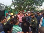 Nuevas protestas en obras de Aeropuerto de Yopal