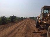 Diez mil millones de pesos se invierten en mantenimiento de la v�a a Bocas del Pauto