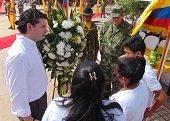 Ejército ofrece disculpas públicas en Paz de Ariporo por muerte de Pablo Julián Tarache