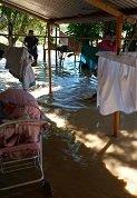 Más de 450 familias afectadas por inundaciones en Paz de Ariporo