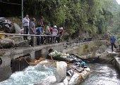 Sigue suspendido servicio de agua potable en Villavicencio