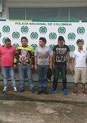 Medida de aseguramiento para integrantes de banda dedicada al hurto de motos en Casanare
