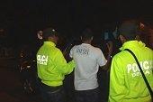Trece personas captur� en flagrancia la Polic�a en Casanare durante el fin de semana