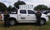 Ladrones de carros fueron capturados al sur de Casanare