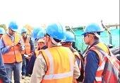 Siguen conflictos laborales entre Contratista del Aeropuerto y trabajadores