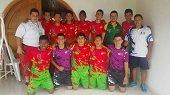 Equipo casanareño de fútbol de salón participa en torneo nacional en Caldas