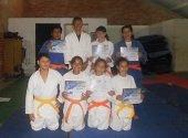 Liga de Judo de Casanare participa en torneo nacional