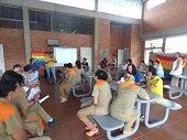 D�a Internacional del Orgullo Gay en la c�rcel de Yopal