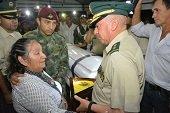 Con honores militares Sabanalarga despidi� al sargento Mauricio Fern�ndez Rinc�n