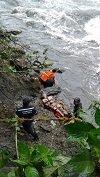 Soldado profesional muri� ahogado en el r�o Negrano en La Salina