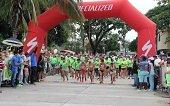 Resultados primera Media Maratón de Yopal