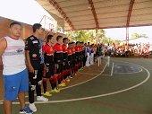 Equipo de Fusagasug� se llev� la Sexta Copa Nacional de F�tbol de Sal�n en Sabanalarga