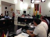 Concejo de Yopal aplaz� debate  de autorizaciones al alcalde para contratar