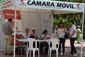 C�mara M�vil  facilita tr�mites a comerciantes y empresarios del departamento