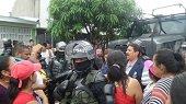 Familias desalojadas de predio del municipio comenzaron a invadir otros sectores