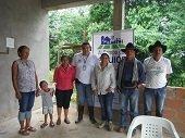Equi�n promueve proyecto agropecuario familiar en Nunch�a y Yopal