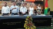 Al clausurar sesiones ordinarias Asamblea Departamental entregó balance