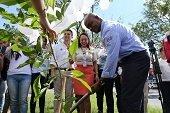Ministro de Ambiente estuvo el fin de semana en Villavicencio