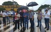 Infraestructura educativa y vías entregó la Gobernación en Paz de Ariporo