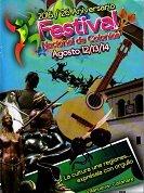 Este fin de semana XXVI Festival Nacional de las Colonias en Villanueva