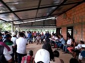 Petroleras y Palmeras se comprometieron en el mantenimiento de vía rural en Maní
