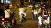 Inici� a regir restricci�n en motocicletas del parrillero hombre en Yopal