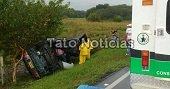 Ciclista muri� en accidente de tr�nsito en la v�a Monterrey - Villanueva
