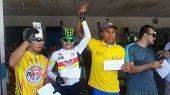 Ciclistas S�nior M�ster de Yopal se distinguieron en segunda cl�sica al Ariari