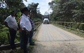 Maní restringió tránsito de vehículos de carga por vía alterna hacia Aguazul