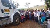 Comunidades de la vereda La Niata suspendieron bloqueo a Relleno Sanitario de Yopal