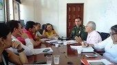 Entidades se reunieron para buscar alternativas que mejoren la seguridad en Yopal