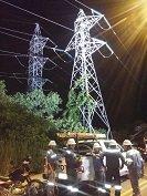 Corte de energía eléctrica afectó al norte de Casanare