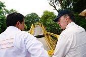 Lo que dijo el Presidente Santos en su visita a Yopal