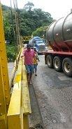 Puentes de Casanare soportan 52 toneladas. No deben transitar dos vehículos de carga al mismo tiempo
