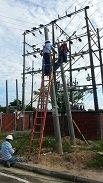 Hoy suspensión del servicio de energía eléctrica en 8 municipios del norte de Casanare
