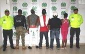 Policía desarticuló banda dedicada al tráfico de estupefacientes en el sur de Casanare