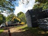 Ya están en Casanare materiales para montaje de puente vehicular sobre el Rio Charte