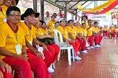 Gestora Social Marisela Duarte dio parte positivo del Encuentro Departamental de Adultos Mayores