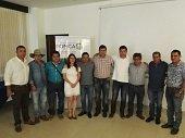 Alcaldes de Mongua, Socotá y Pisba representantes ante el Consejo de Cuenca del Pomca del río Cravo Sur
