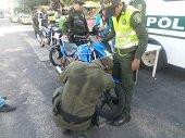 Operatividad policial durante el fin de semana en Casanare