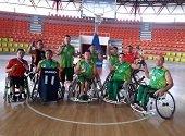 Casanare quedó subcampeón en Campeonato Interligas de Baloncesto en Silla de Ruedas